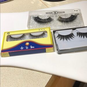 Other - 3 pair of lashes NEW